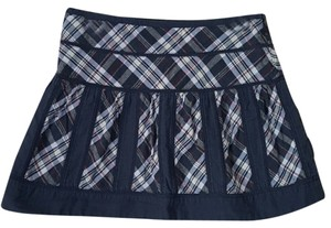 American Eagle Outfitters Cute Preppy Schoolgirl Mini Skirt plaid