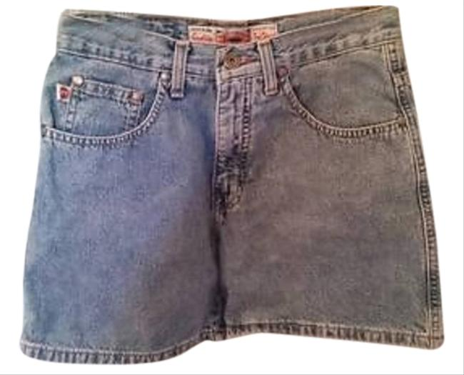 Preload https://item4.tradesy.com/images/blue-stonewashed-pre-shrunk-denim-size-2-xs-26-4624168-0-0.jpg?width=400&height=650