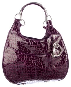 Dior Christian Limited Edition 61 Hobo Bag