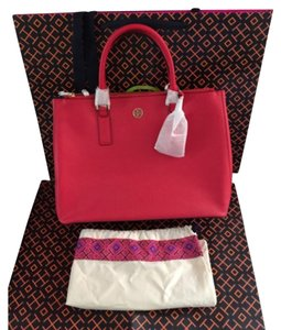Tory Burch Tote in Carnival Red