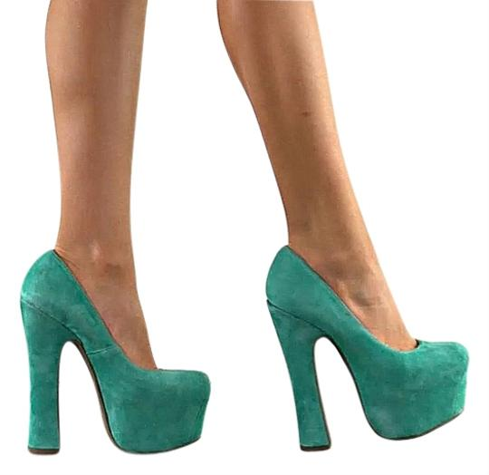 Preload https://item3.tradesy.com/images/dolce-vita-mint-pumps-4624762-0-0.jpg?width=440&height=440