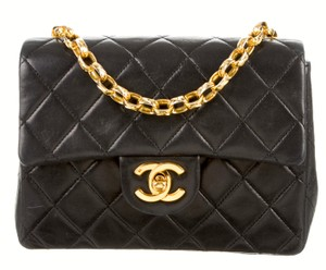 Chanel Mini Square Classic Single Cross Body Bag
