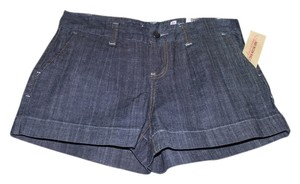 American Rag Denim Shorts-Dark Rinse