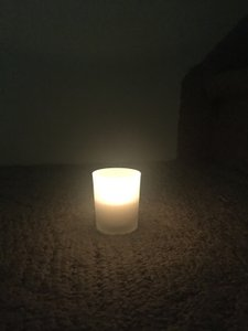 Eastland White Frosted Holders Votive/Candle
