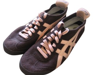 Asics Tiger Casual Brown/Peach Athletic