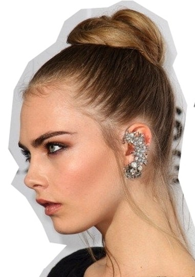 Other NWT Crystal Winged Ear Cuff Earring