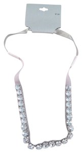 Other Grey Crystal Hairband