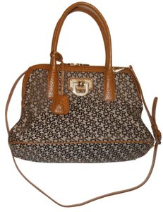 DKNY Satchel in Tan