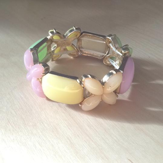 Other Pastel Stretch Bracelet NWOT