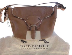 Burberry Brown Messenger Bag