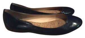 Marc by Marc Jacobs Navy Flats