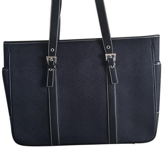 Preload https://item1.tradesy.com/images/german-made-numbered-black-woven-material-laptop-bag-4627480-0-0.jpg?width=440&height=440
