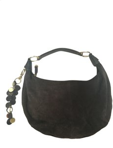 Franco Sarto Suede Fall Hobo Bag