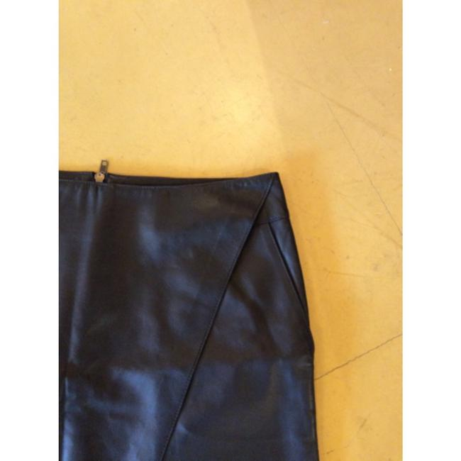 Helmut Lang Mini Skirt Blac
