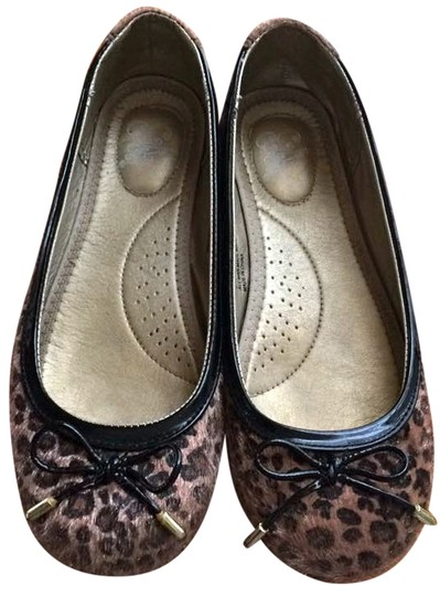 Other Leopard Print Flats