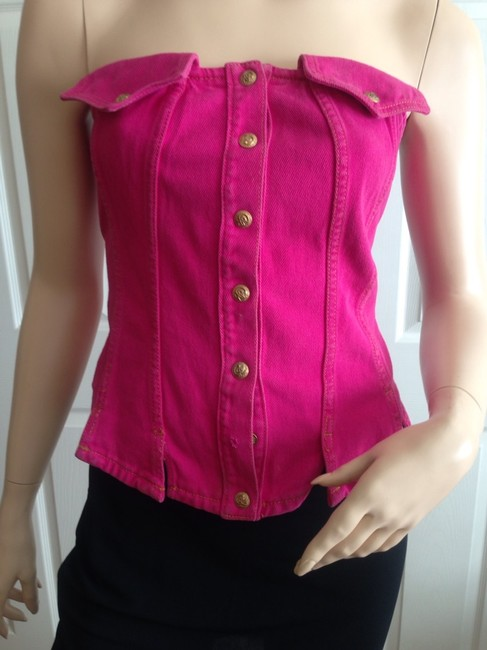 Christian Lacroix Top Pink