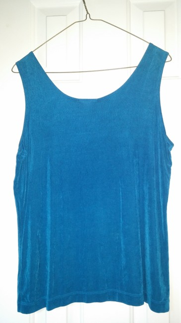 Chico's Top Turquoise