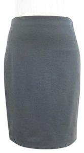 La Via 18 Skirt Charcoal gray