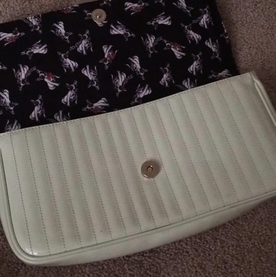 Ted Baker light green Clutch