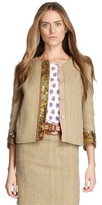 Tory Burch gold Jacket