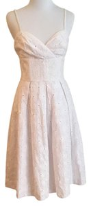 Lilly Pulitzer short dress White Eyelet on Tradesy