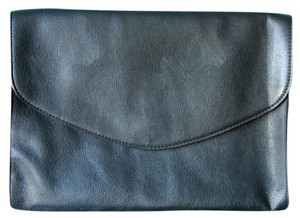 Forever 21 Convertible Large Black Clutch