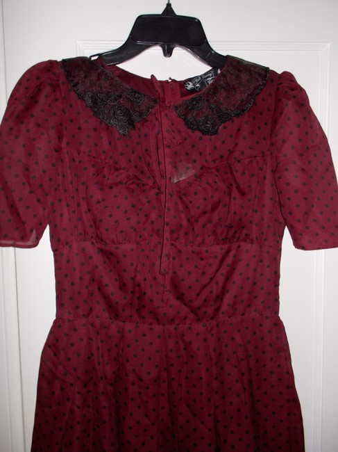 Hell Bunny short dress Vixen Vintage Pin-up Boutique One-of-a-kind on Tradesy