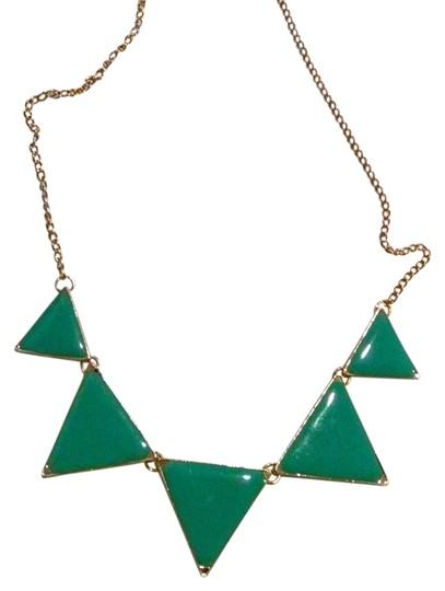 Preload https://item2.tradesy.com/images/other-new-triangle-bib-necklace-and-earrings-teal-gold-j1091-4634221-0-0.jpg?width=440&height=440