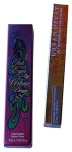 Urban Decay Urban Decay Ink For Eyes & 24/7 Waterproof liquid liner