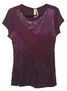 Kische Top Purple