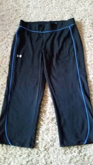 Under Armour Under Armour all season gear Women's XS capri crop/capri exercise pants blk