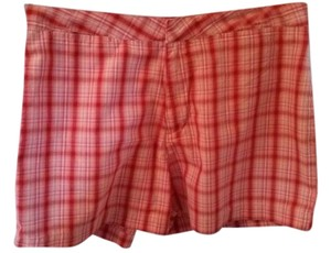 Old Navy Shorts Red plaid