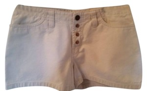 Old Navy Mini/Short Shorts ivory