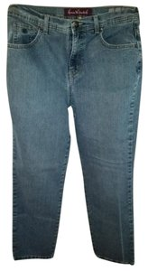 Gloria Vanderbilt Relaxed Fit Jeans-Medium Wash