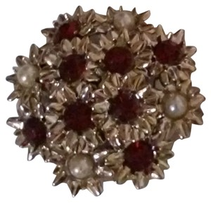 Other Beautiful Vintage Rhinestone Brooch