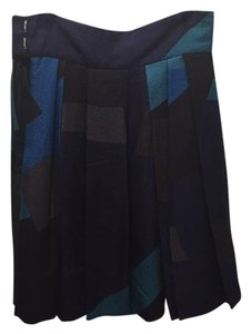 Marc by Marc Jacobs Skirt Black,grey,blue-multi