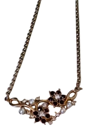 Other Beautiful Vintage Rhinestone Necklace