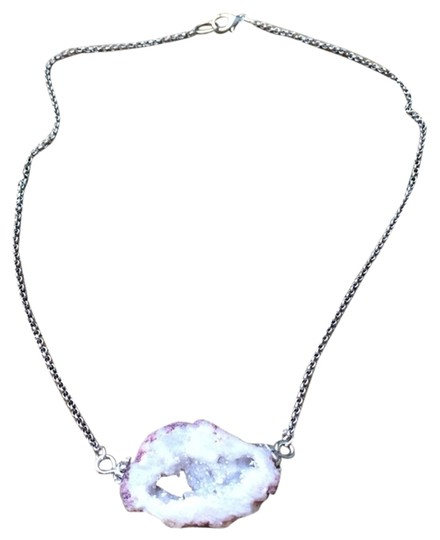 Mel Belle Designs Handmade Druzy Necklace