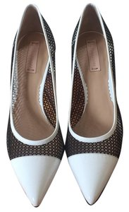 Reed Krakoff White and black. Pumps