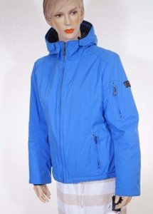 Skea Deux Parka Womens Placid Blue Jacket