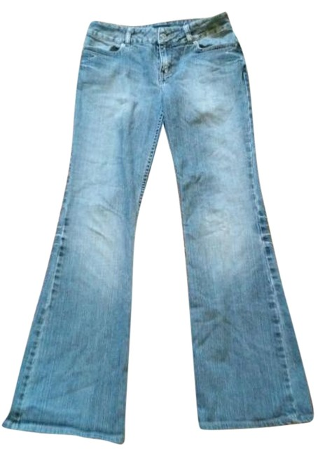 Preload https://item4.tradesy.com/images/the-limited-blue-medium-wash-flare-leg-jeans-size-29-6-m-4655698-0-0.jpg?width=400&height=650