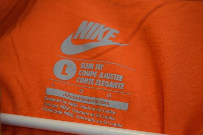 Nike Funky T-shirt Gym Workout Work Out Graphic Graphic