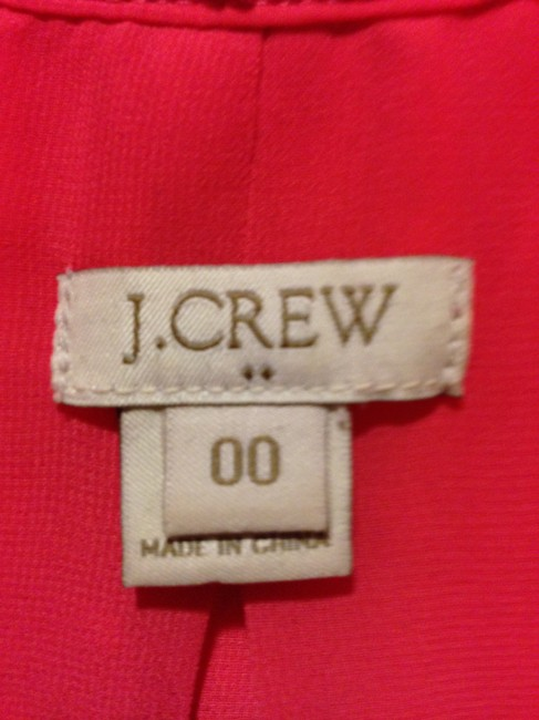 J.Crew Workwear Casual Top Salmon