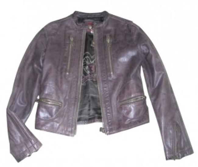 Preload https://item2.tradesy.com/images/brown-leather-jacket-size-4-s-4656-0-0.jpg?width=400&height=650