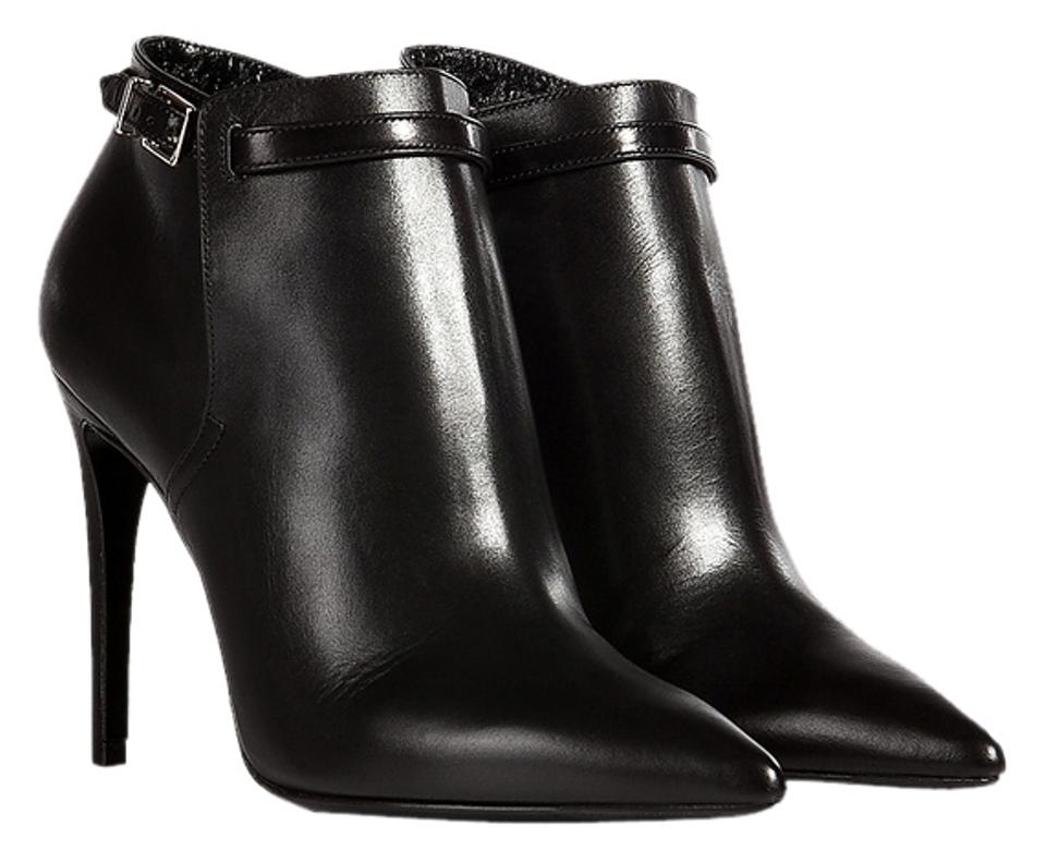 MISS newcomer Burberry Black Woolwell Boots/Booties newcomer MISS 4b9ef7