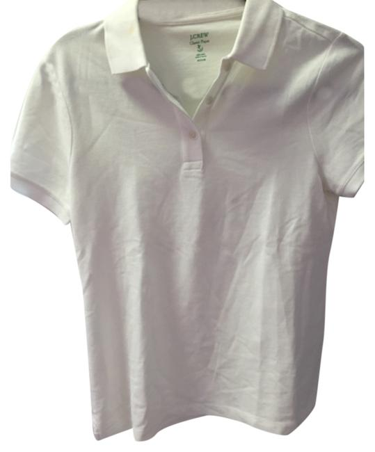 Preload https://item5.tradesy.com/images/jcrew-white-polo-button-down-top-size-6-s-4656214-0-0.jpg?width=400&height=650