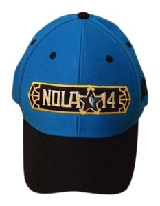 fbde8d17f07d9 adidas NBA All Star New Orleans 2014 Adidas Adjustable Baseball Hat