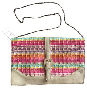 Boutique Summer Beige Sunset Cross Body Bag