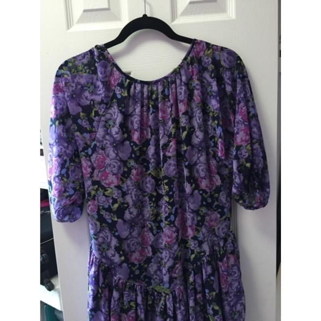 Pinkyotto short dress Purple on Tradesy