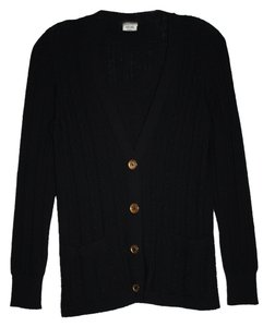 Céline Vintage Exclusive Black Wool Jacket